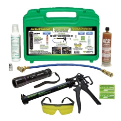 Tracer Products - A/C EZ-Shot™ Leak Detection Kit with OPTI-PRO™ Flashlight − South Jersey Tools