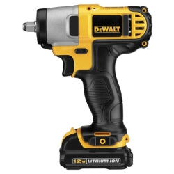 "Dewalt Tools - 12 Volt Lithium Ion 3/8"" Drive Impact Wrench Kit − South Jersey Tools"