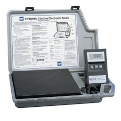 TIF Instruments - Slimline Electronic Refrigerant Charging Scale − South Jersey Tools