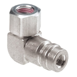 FJC, Inc. - 90 Degree High Side R-134a Service Port Adapter − South Jersey Tools