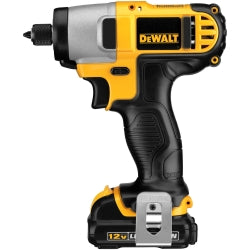 Dewalt Tools - 12 Volt Lithium Ion Impact Driver Kit − South Jersey Tools