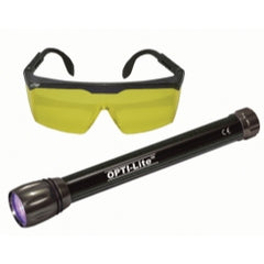 Tracer Products - OPTI-LITE Cordless, Economy 6-LED Leak Detection Flashlight − South Jersey Tools