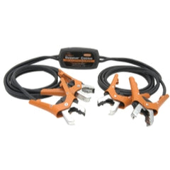 UNITED MARKETING INC - 16 ft. 6 gauge Juice Booster Cable with Safeguard − South Jersey Tools