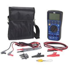 OTC - 1000V CAT III Hybrid Multimeter with Insulation Test − South Jersey Tools