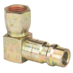FJC, Inc. - 1/4 Flare 90 Degree 134a Service Port Adapter − South Jersey Tools