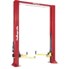 Challenger Lifts - 12,000 Capacity Heavy Duty Two Post Lift − South Jersey Tools