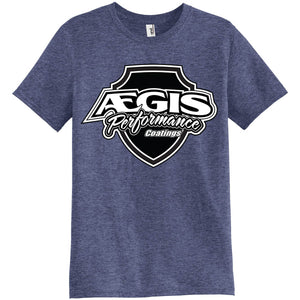 Aegis Short Sleeve Ash T-Shirt