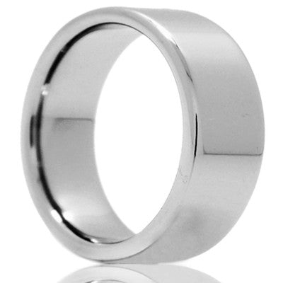 Cobalt Chrome Wedding Band C101