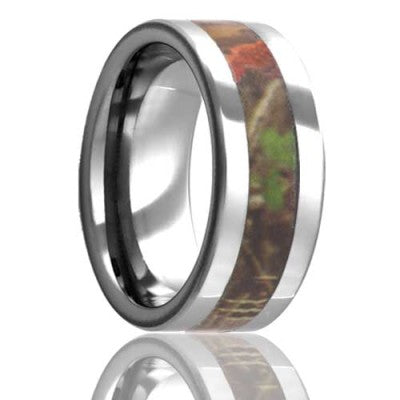 Tungsten Carbide Wedding Band TU101Cam3