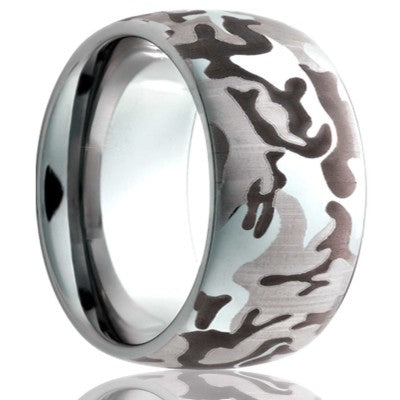 Tungsten Carbide Wedding Band TU111-G
