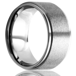 Tungsten Carbide Wedding Band TU118