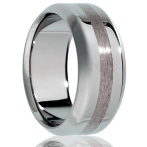 Tungsten Carbide Wedding Band TU119