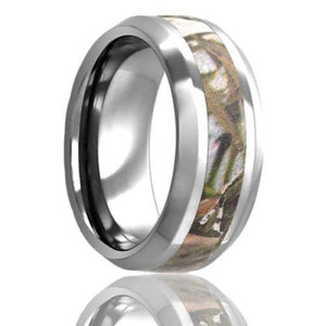 Tungsten Carbide Wedding Band TU125CAM1