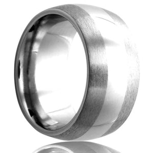 Tungsten Carbide Wedding Band TU137