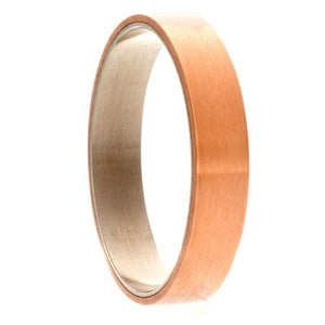 14K Rose Gold Twist Ring