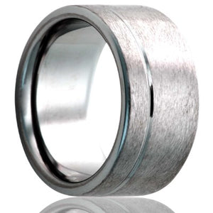 Tungsten Carbide Wedding Band TU167