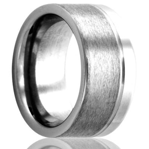 Tungsten Carbide Wedding Band TU182
