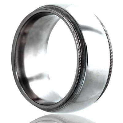 Tungsten Carbide Wedding Band TU194