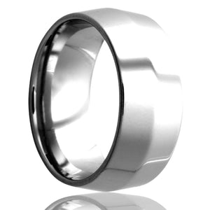 Cobalt Chrome Wedding Band C129