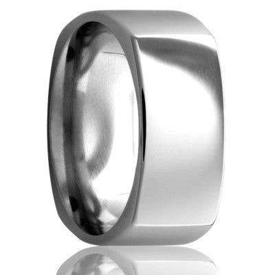 Cobalt Chrome Wedding Band C131
