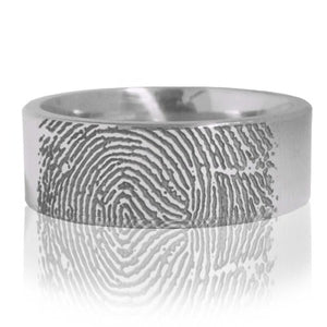 Fingerprint or hand written note