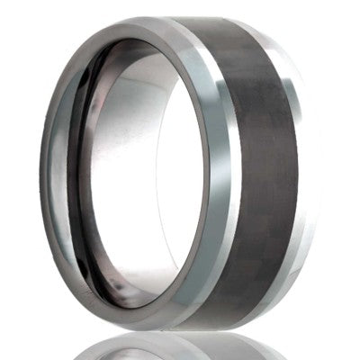 Tungsten Carbide Wedding Band TU125CF