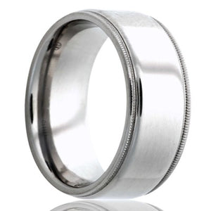 Tungsten Carbide Wedding Band TU190