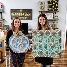 3D Sign Art Projects
