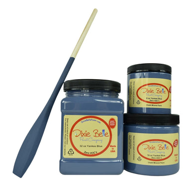 YANKEE BLUE CHALK MINERAL PAINT