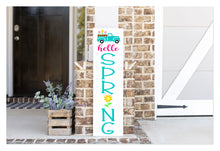 SPRING AND EASTER PORCH PLANKS