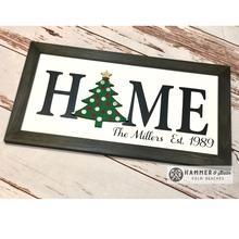 Interchangeable Welcome or Home Sign Workshop