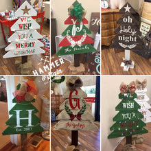 11/17/2017 (6:30pm) Rustic Christmas Tree Workshop (Gainesville)