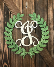 7/13/19 Door Hanger Workshop @ 1:00Pm Wreath With Initial