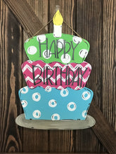 7/13/19 Door Hanger Workshop @ 1:00Pm Birthday Cake