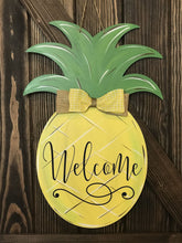7/13/19 Door Hanger Workshop @ 1:00Pm Pineapple