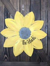 7/13/19 Door Hanger Workshop @ 1:00Pm Sunflower