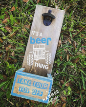 04/25/2018 (1:30-3:30pm) Beer Opener Workshop