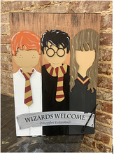 Wizards Welcome or Witches Kits