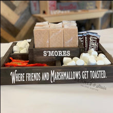 S'mores tray