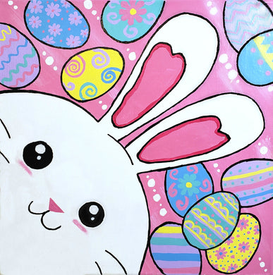 Bunny Painting DIY Kit
