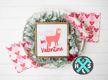 kids Valentine Square Mini