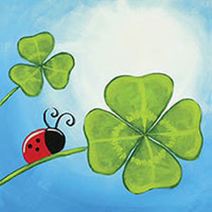 03/08/2020 2-4pm Family St. Patrick's Painting $25-$35