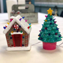 10/20/19 2-4 pm Family Friendly Christmas Ceramic Workshop