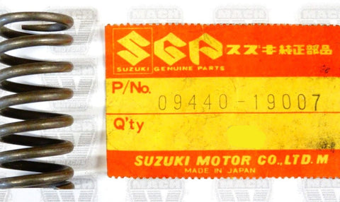 SUZUKI DR GN GS GSX GT PE RE5 RM RS SP TM  Clutch Spring  09440-19007