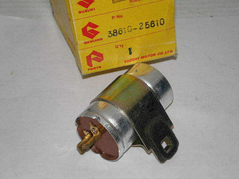 SUZUKI A100 RV125 TC100 TC125 TS100 TS185 TS250 73-79 Flasher Relay 38610-25610