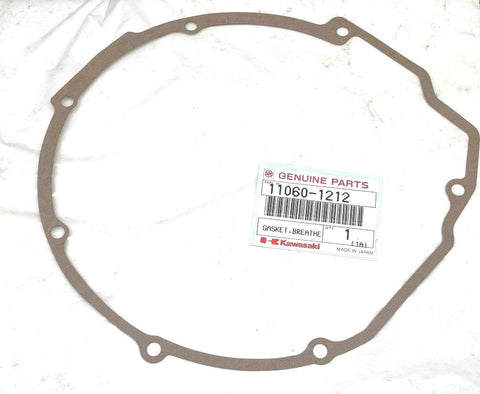KAWASAKI ZX750  ZX-7  ZX-7R  ZX900  ZX-9R  Crankcase Breather Cover Gasket 11060-1356 / 11060-1212