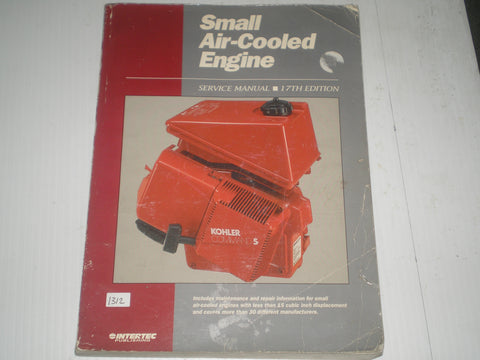SMALL Air-Cooled Engine  1992  Intertec Service Manual  SES-17   #1312