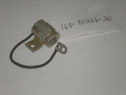 YAMAHA R3 YR1 YR2  Ignition Condenser #2  168-81226-20