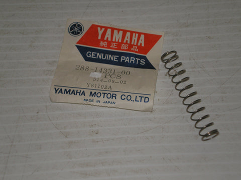 YAMAHA JT1 JT2 1971-1972 Throttle Valve Spring 288-14331-00