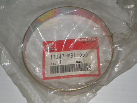 HONDA VF700 VF750 1982-1986 Air Cleaner Joint Tube Ring 17247-MB1-000